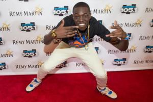 rapper-arrested